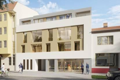 Top 11 | Wohnen mit Stadtblick - 54 m²