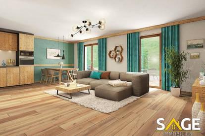 Neubau-Wohnung mit touristischer Nutzung in Unken!