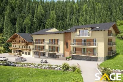 Neubau-Projekt in absoluter Ruhelage in Unken! Touristische Vermietung!