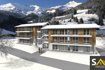 Neubau- Projekt Alpiner Lifestyle in heiler Natur mit Ski-in (eigene Skizufahrt!)