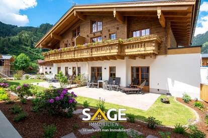 Investment Gartenwohnung in Rauris! Provisionsfrei!