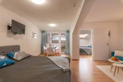 Mitten im Mitterpinzgau: Appartementhaus mit 50 Einheiten mit zusätzlichem Entwicklungspotential