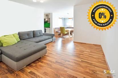 Geräumige Souterrain Wohnung in Wagrain PROVISIONSFREI