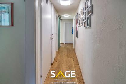 Eine Wohnung zum Genießen 4,5 Zimmer Dachgeschoss