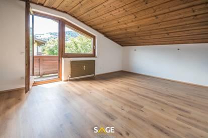 Zentral gelegene 3 Zimmerwohnung in sonniger Ruhelage