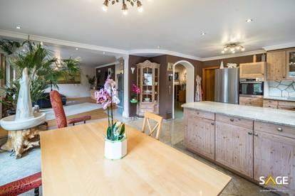 Ein luxuriöse Wohnung in zentraler Lage von Taxenbach