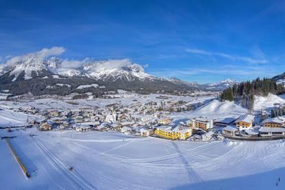 Ski-In Ski-Out / äußerst repräsentatives Maisonette-Penthouse an der Piste