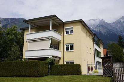 Familienfreundliche 107 m² Mietwohnung in Absam
