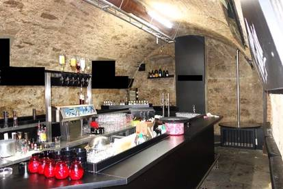 Bar, Lokal in frequentierter Innenstadtlage