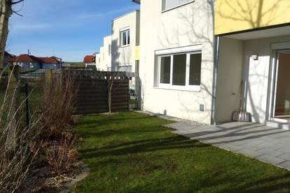Modernes Niedrigenergie - Reihenhaus mit Eigengarten