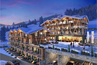 Luxus Studio Appartements in Top-Lage von Saalbach-Hinterglemm! Touristische Vemietung! Gute Rendite