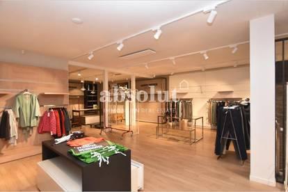 Attraktive, moderne Geschäftsfläche in bester Lage der Altstadt von Zell am See zu mieten!