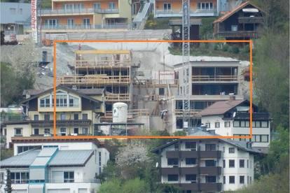 Exklusives Bauvorhaben in einzigartiger Lage von Zell am See! Wellness-Suiten mit Blick auf den See!