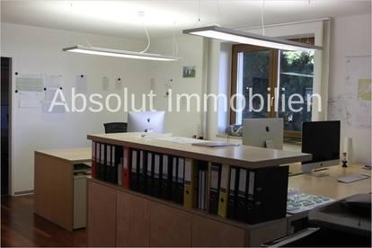 Büroräumlichkeiten, ca. 100 m², in zentraler Lage in Zell am See. 4 separate Räume, DU/WC, Parkplatz