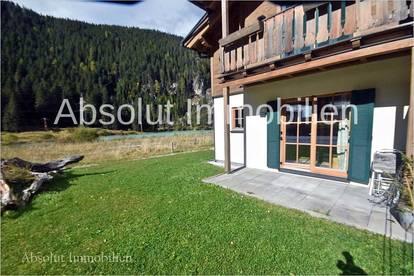 Attraktive Doppelhaushälfte mit Zweitwohnsitz -Widmung direkt am Enzingerboden/Weissee-Gletscherwelt