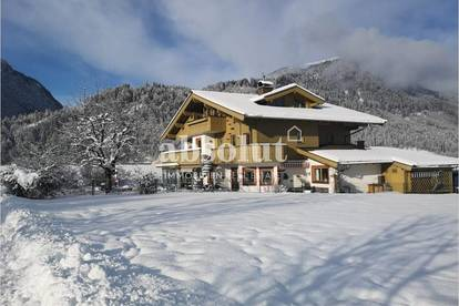 Mehrfamilienhaus in wunderschöner Lage von Maishofen. Mit Möglichkeit zur touristischen Vermietung!