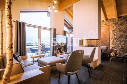 Exklusive Studios in einzigartiger Lage von Zell am See! Wellness-Suiten mit Blick auf den See!