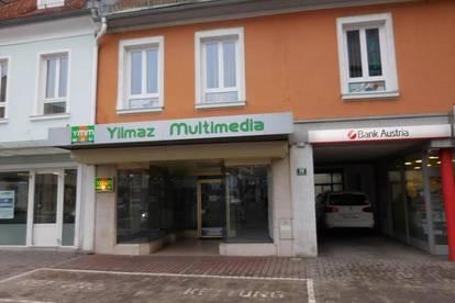 Geschäftslokal am Hauptplatz