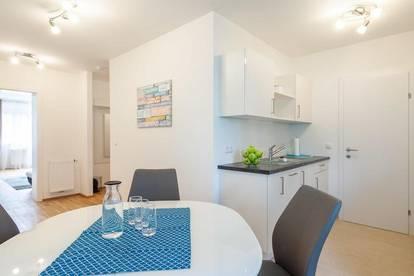 Wohnpark Sandgasse - neu sanierte Wohnung - ca. 47 m²