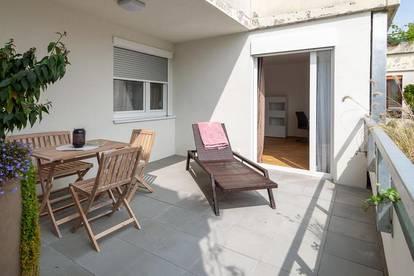 Wohnpark Sandgasse - 98,26 m² große Mietwohnung - 3 SZ