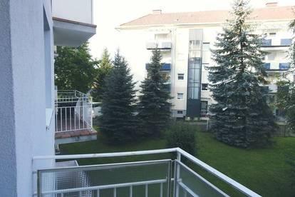 ++ TOP LAGE ++ Mietwohnung mit 2 Schlafzimmer, 2 Balkone und Garagenplatz