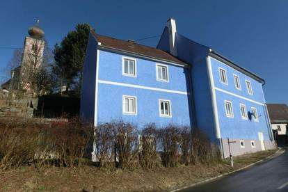 Stanz Zentrum, teilsaniertes erweiterbares Altbauhaus mit 2 Wohneinheiten