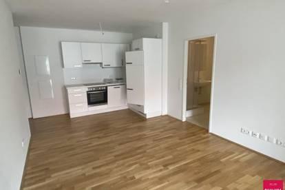 Moderne 2-Zimmer-Neubauwohnung mit Loggia in Stammersdorf