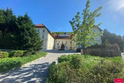 Großzügige 3-Zimmer-Wohnung mit Garten im Lessing-Schlössl