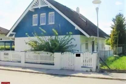 Einfamilienhaus mit traumhaftem Garten und Swimming Pool in Groß Enzersdorf