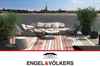 Luxus-Eleganz-Toplage: Maisonette Nähe Börse
