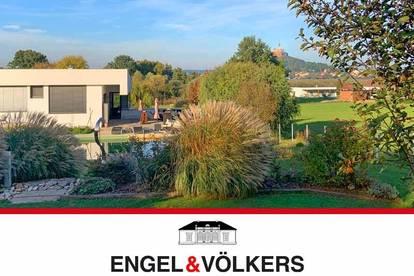 Erholung & Design: Extravagante Architekten-Villa