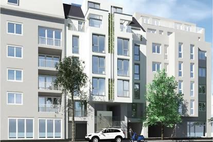 Smart-Living: 2-Zimmer-Wohnung zum Erstbezug