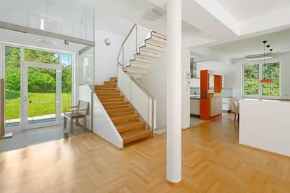 Stilvolle Villa in Traumlage Wilhelminenberg