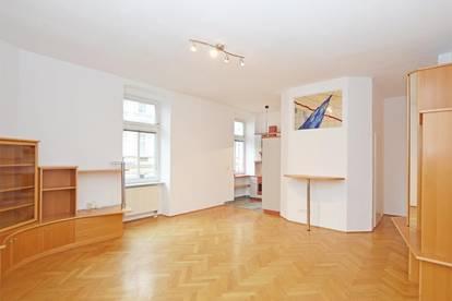 Nähe Schönbrunn: Charmante Altbau-Wohnung