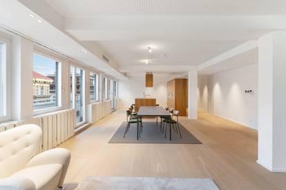 Erstbezug: Wohntraum auf einer Ebene in Toplage