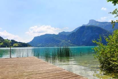 Landsitz direkt am See zur Kurzzeitvermietung für September