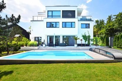 High-End-Villa in Top-Lage! Exklusiv möbliert!