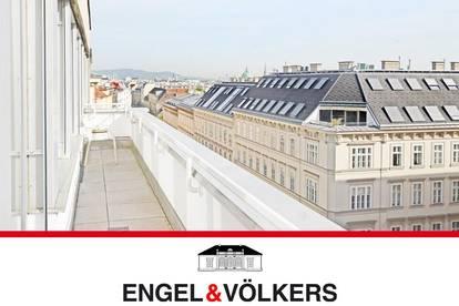 Erstbezug: Wohngenuss mit Fernblick über Wien