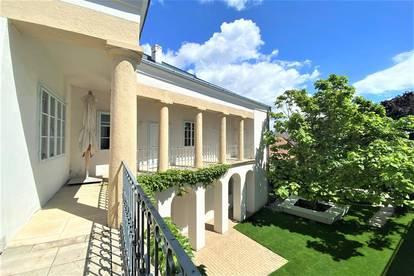 Entzückende Balkon-Wohnung in historischem Haus