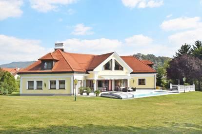 Exquisit und exklusiv: Landhausvilla in der Wachau