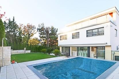 Moderne Villa! Top-Ausstattung! Exklusive Lage!