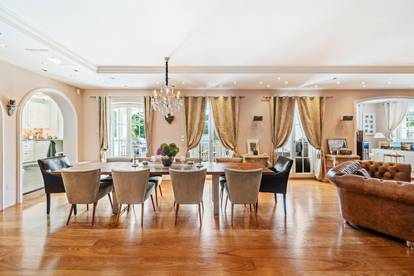 Premium-Villa in Top-Ruhelage mit Kaufoption