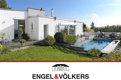Wohnen am Kahlenberg mit Traum-Wienblick