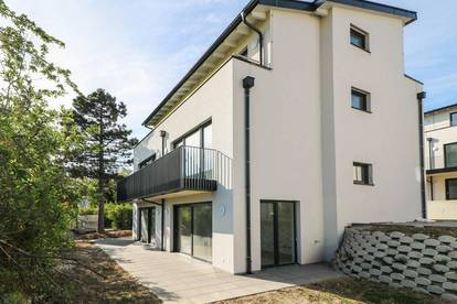 Vor Fertigstellung: Familienglück in Hagenbrunn