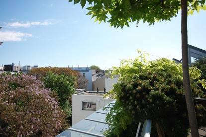 Charmante DG-Wohnung mit Sonnenterrasse