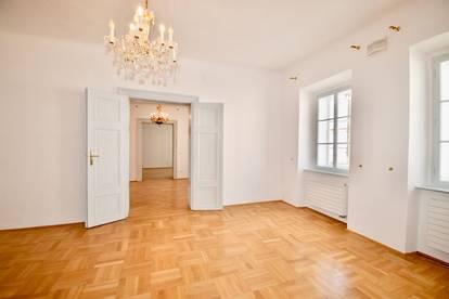 Geräumige 3-Zimmer-Wohnung im hist. Ambiente