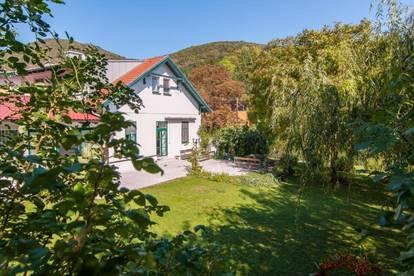 Hochwertig saniertes Mehrfamilienhaus mit freier Villenetage im EG mit großem Garten + 2 Wohneinheiten mit Wohnrechten