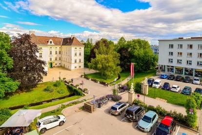 3 Zimmer Wohnung mit großer Loggia beim Schlosspark