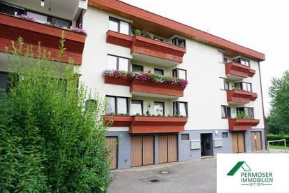 neu adaptierte Eigentumswohnung mit Balkon und Garage zu verkaufen