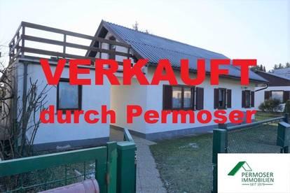 Ferienhaus mit Gaszentralheizung - auf Pachtgrund